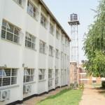 The administrative Block at Kyambogo University