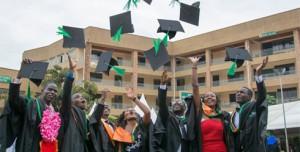 K.I.U graduation