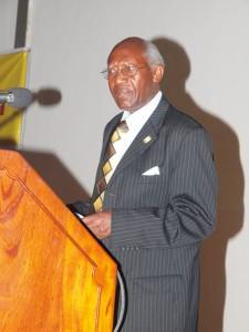 Prof. Paul Edward Mugambi, the first Mathematics professor in E. Africa