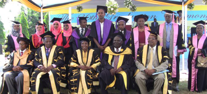 Open University of Tanzania pioneered Open and Distance Learning in E.Africa