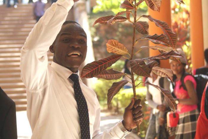 Makerere university students on strike over 100% fees payment policy