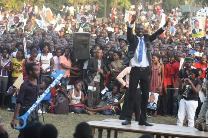 Makerere university Guild polls: Promises of the10 candidates at the final rally