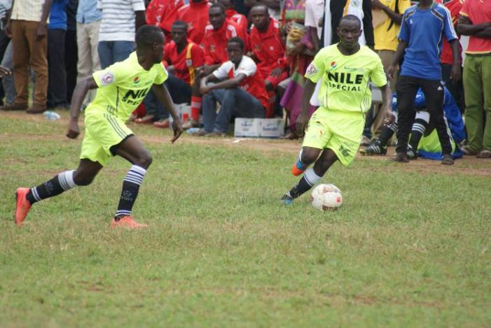 Nile Special University Football League: Bishop Stuart University vs Mbarara University