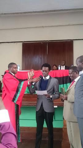 Meet Makerere University's GRC Simon Peter who nolonger attends Church
