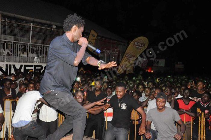 PHOTOS: Makerere university Fresher's Ball 2015