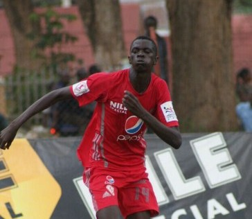 Meet Makerere's goal scoring machine – Lubwama Joshua 'Song' who wants to see the VC Ddumba on the touchline