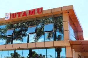 Uganda Management and Technology University main campus in Bugolobi.