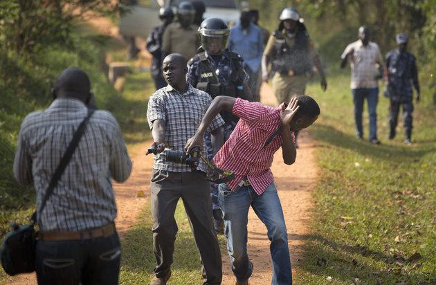 United States warns Ugandan Government on violation of human rights
