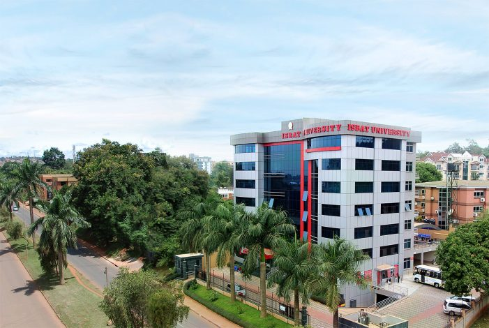 Courses offered at ISBAT University
