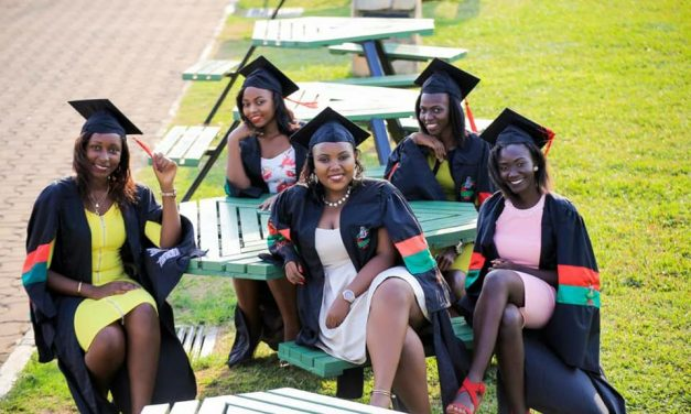 #OutToLunch:There has never been a better time to graduate