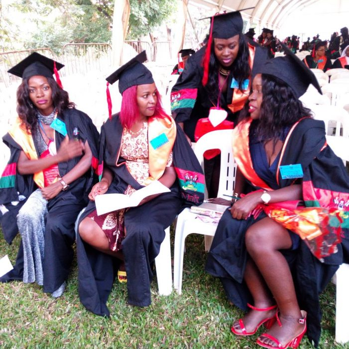 List of Makerere University Undergraduate Courses with Cut Off Points For Private Sponsorship Admissions 2019/2020 Academic Year