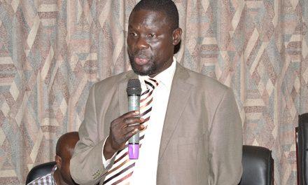 Prof. George Openjuru Ladaah Appointed Gulu University Vice Chancellor