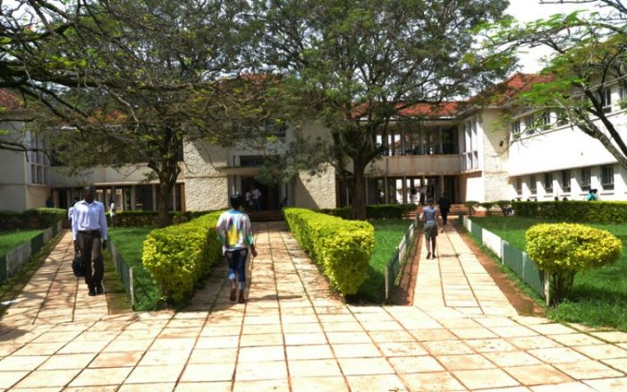 Makerere University social science students strike over missing marks