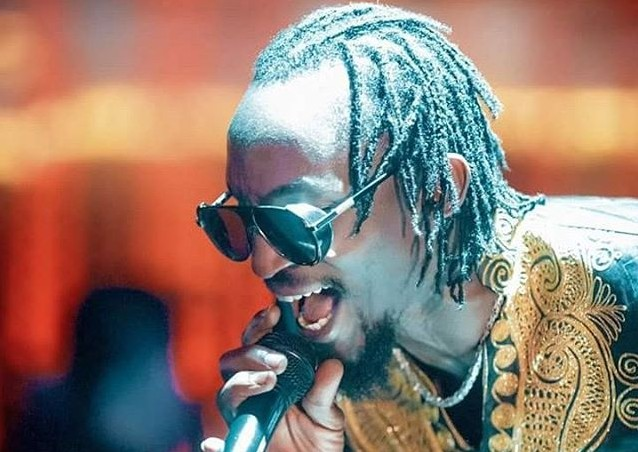 Singer Mowzey Radio's candle burns out