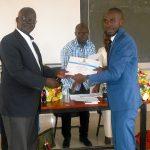 Akatukwasa Duncan sworn in as Muni University Guild president 2018/2019