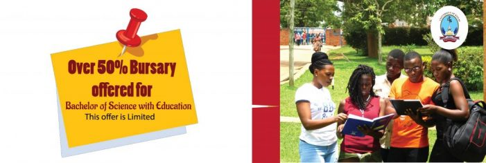 Apply for 50 Scholarships at University of Kisubi