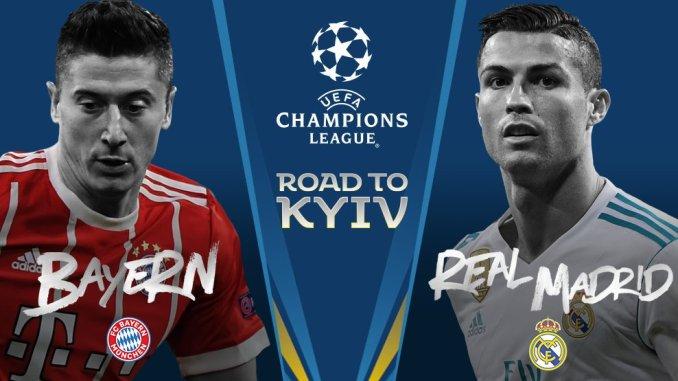 Uefa Champions League Highlights Bayern Munich   Real Madrid April