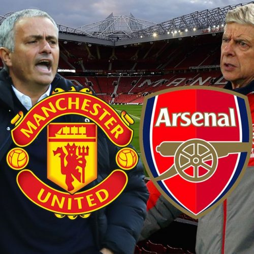 Premier League Match Highlights Manchester United 2-1 Arsenal April 29 2018