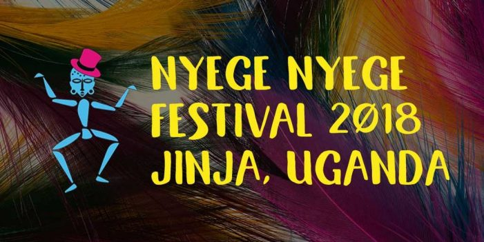 NYEGE NYEGE INTERNATIONAL MUSIC FESTIVAL  ON SEPTEMBER-06-2018 AT JINJA NILE DISCOVERY BEACH