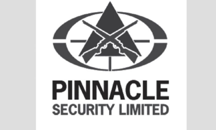 EMPLOYMENT OPPORTUNITY AT PINNACLE SECURITY LIMITED
