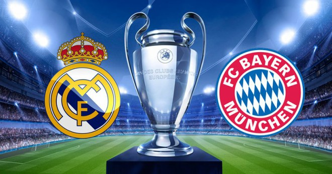 Uefa Champions League Highlights Real Madrid 2-2 Bayern Munich May 01 2018