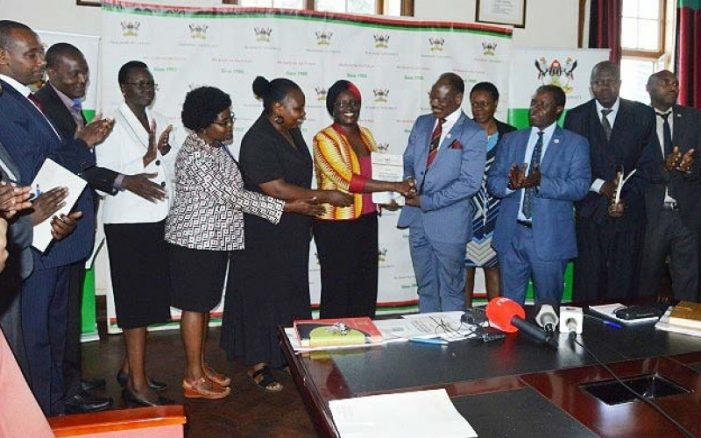 Report on Sexual Harassment atMakerere University Released