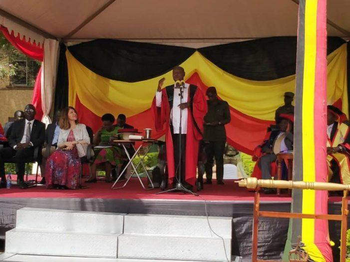 President Museveni Urges Universities to Produce Enterprising Graduates