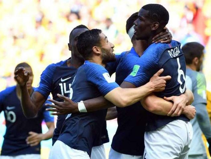 FIFA World Cup Russia 2018 Match Highlights France 2-1 Australia June 16 2018