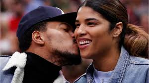 Chance the Rapper gets engaged with girlfriend Kirsten Corley