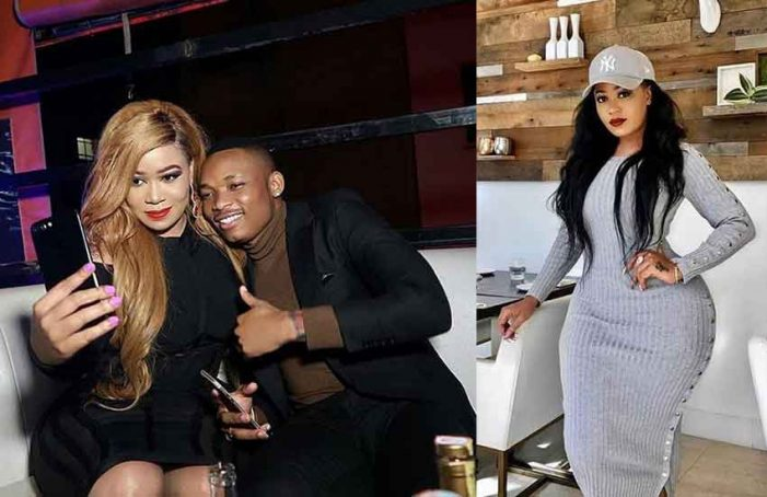 Vera Sidika and lover Otile Brown out to Mauritius for a baecation
