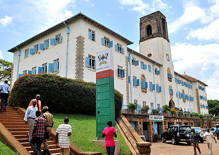 Makerere University Releases Guidelines for Freshers 2018/2019 Academic Year