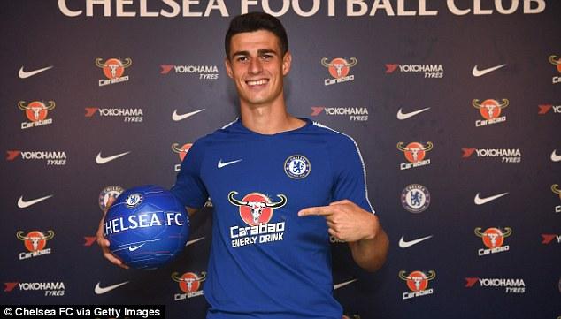 Chelsea land Kepa Arrizabalaga signature from Athletic Bilbao