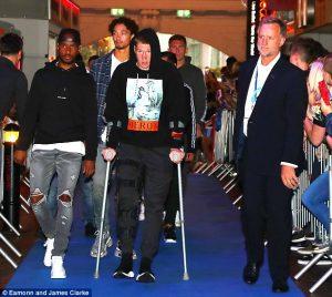 Kevin De Bruyne Injury News