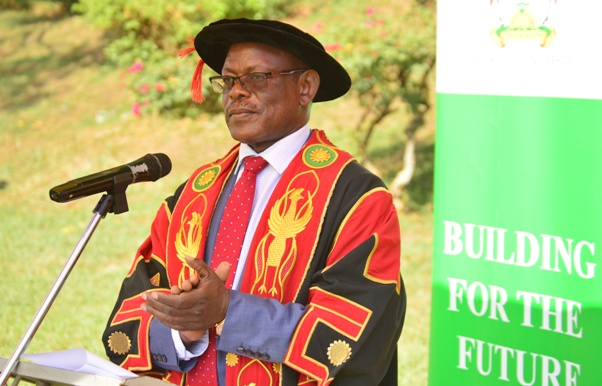 Makerere university Vice Chancellor Prof.Barnabas To Be Guest Speaker At Mt. Kenya University Graduation Ceremony