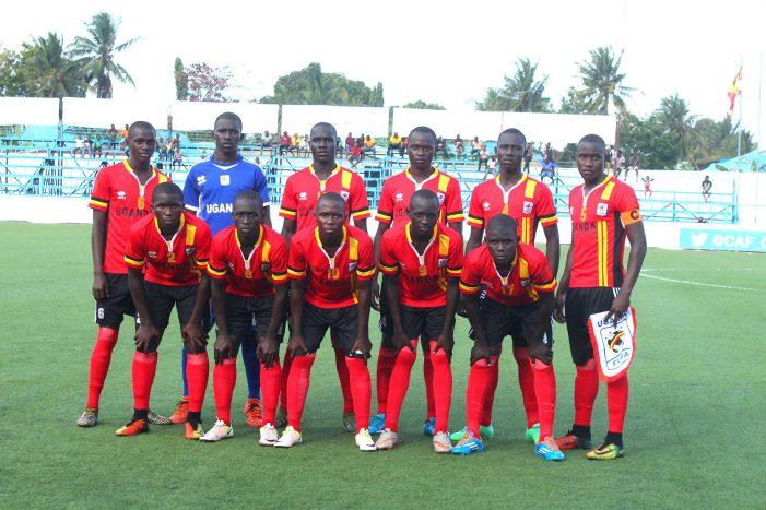 Uganda U-17 team loses to Ethiopia in AFCON group qualifier opener
