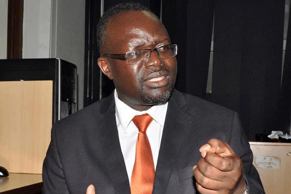 Prof. Venansius Baryamureeba Talks about the Rot at Makerere University Business School