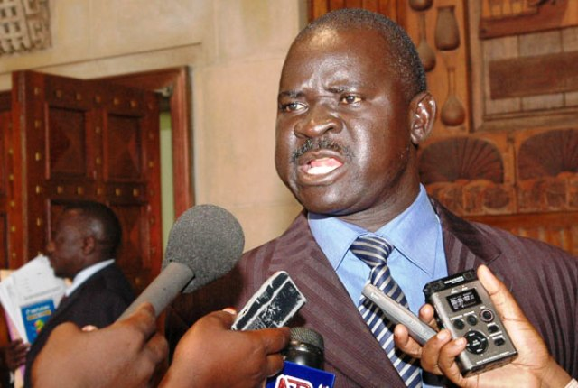 MP Kassiano Wadri speaks out on Arua election chaos