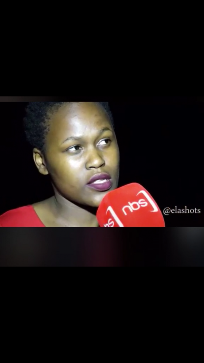 Kyambogo University hits back at a student in a dishing video
