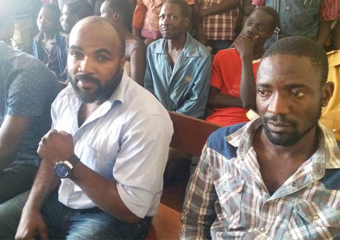 Bobi Wine bodyguard, Eddy Mutwe charged with treason in Gulu