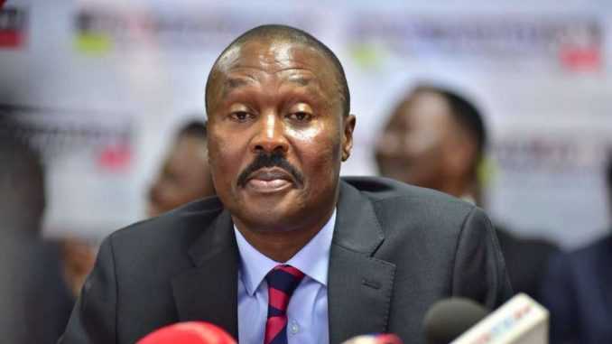 Muntu to Form Own Party After Quitting FDC