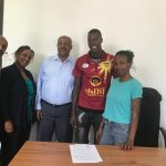 Ismail Watenga signs for Ethiopian club Bunna