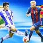 Leganes Vs Barcelona LIVE STREAMING cHANNELS