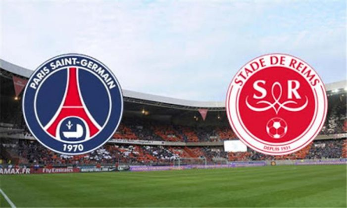 Paris Saint Germain Vs Stade Reims Live Stream September 26 2018 Kick Off 19:00 GMT