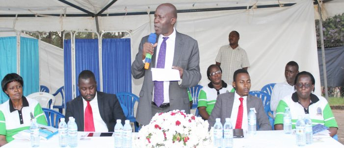 Vice Chancellor's Welcome Message to Kyambogo University Students for Semester I 2018-2019