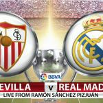 Sevilla-vs-Real-Madrid Live Streaming