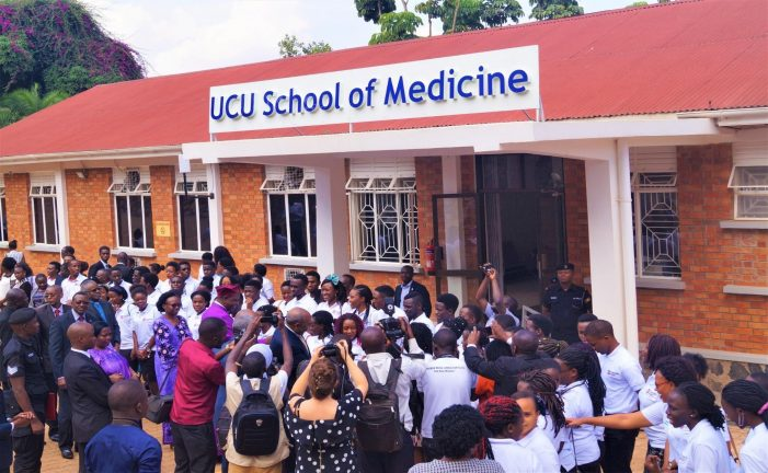 Photos: Uganda Christian University Launches Medical School