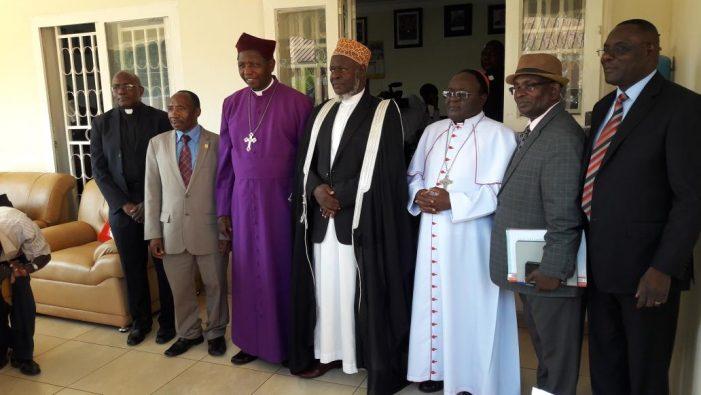 Inter Religious Council Releases Agenda for National Dialogue