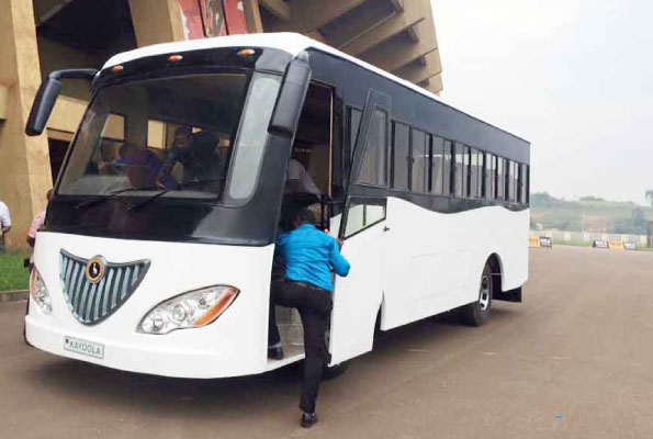 14,000 People to Receive Employment at Kiira Motors Start of Business