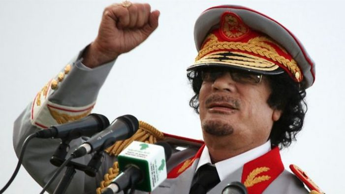 10 Things About Gaddafi They Don't Want You To Know