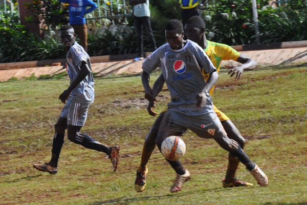 St Lawrence University Qualify for Knockout Stage